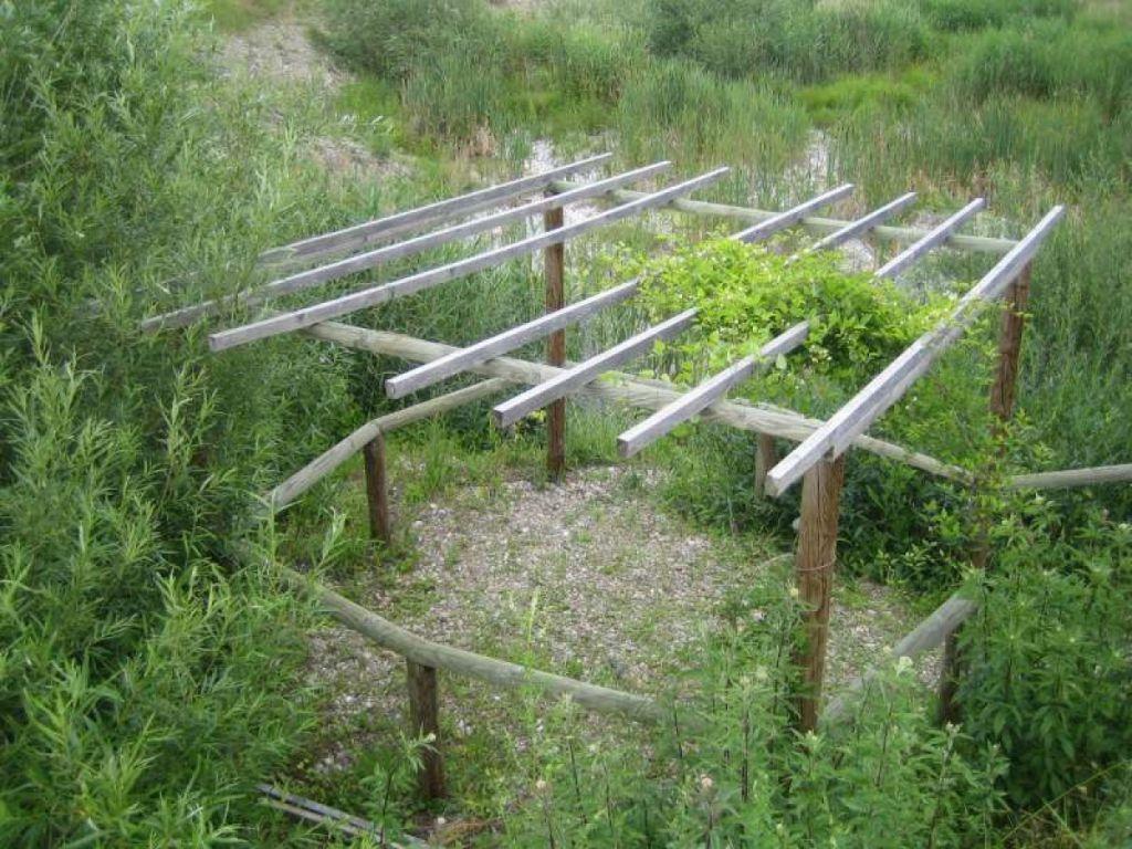 Aménagement observatoire site pédagogique Alsace