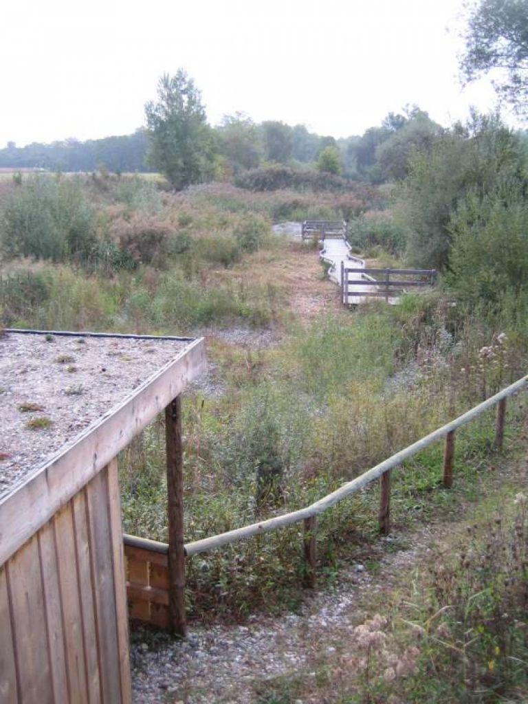 Aménagement  site pédagogique Alsace