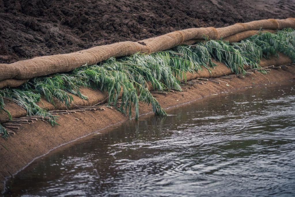 Entretien cours d'eau Moselle