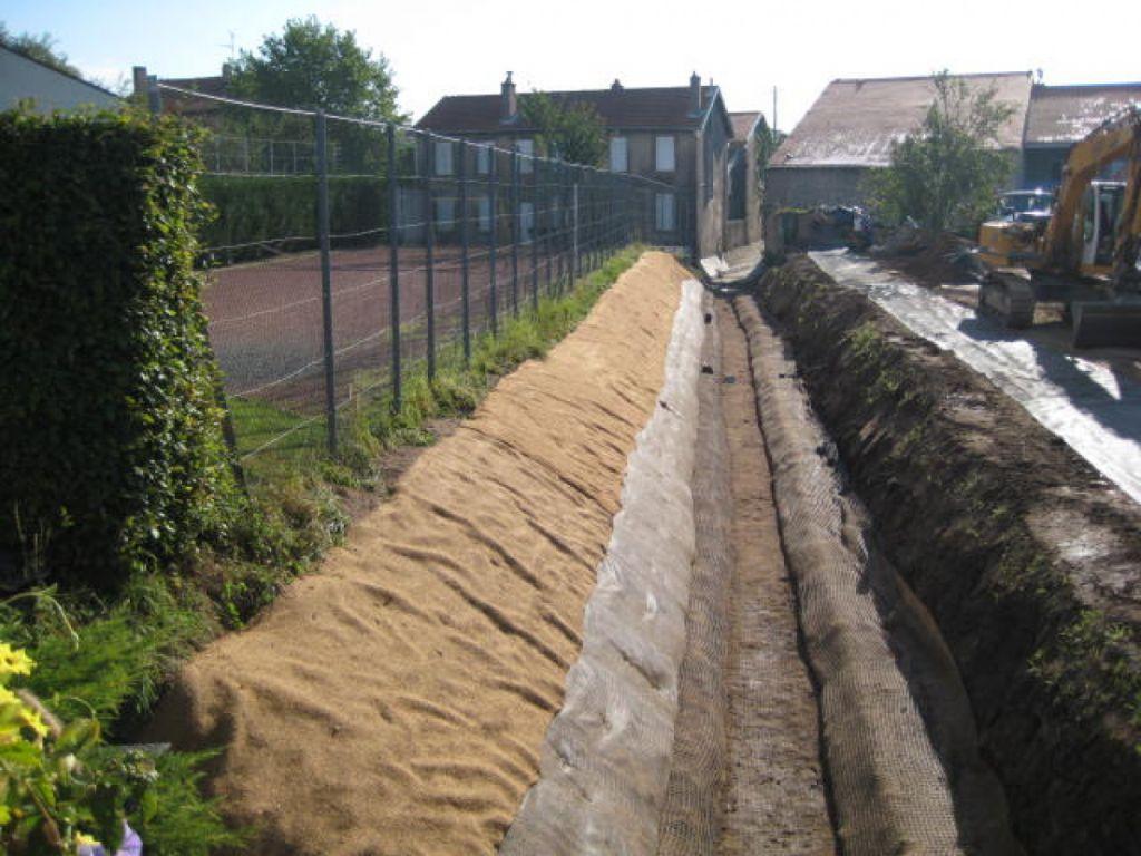 Renaturation ruisseau Meurthe et Moselle